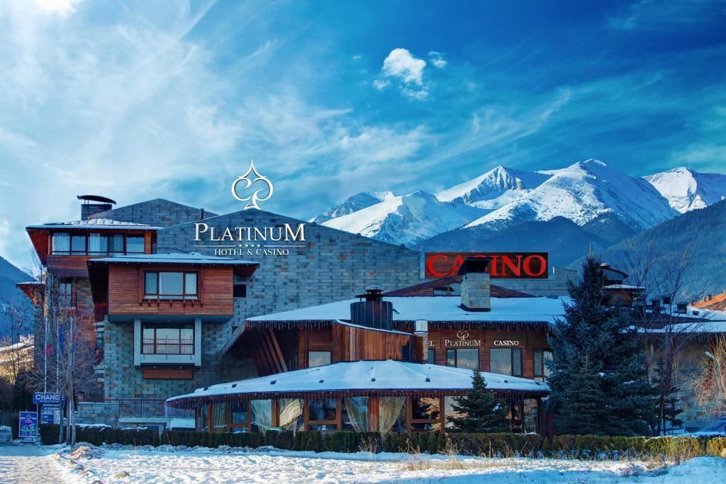 Hotel Perun & Platinum Casino Bansko, Банско, Болгария