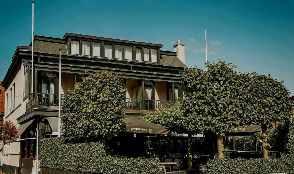 Hotel Promenade & restaurant Cosa, Утрехт, Нидерланды