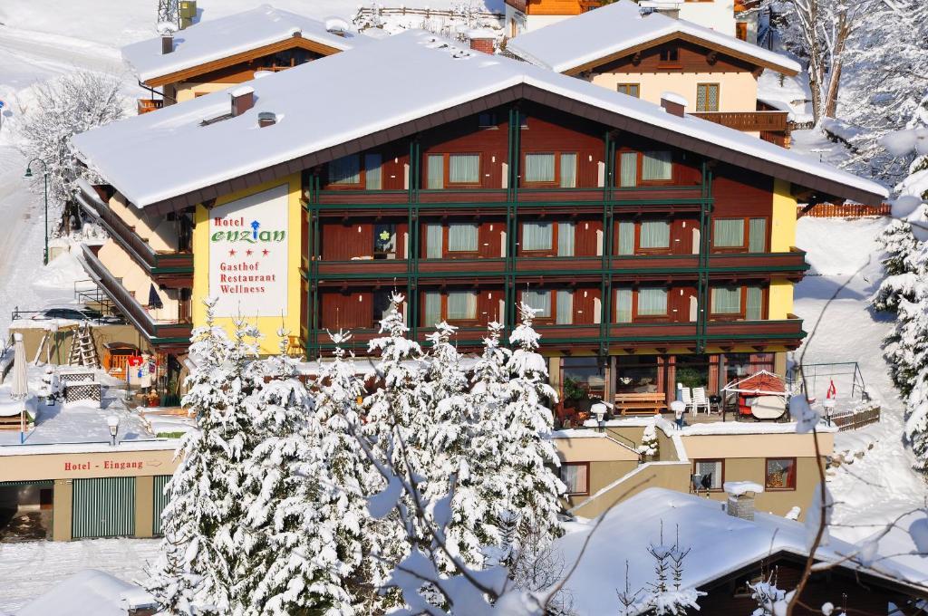 Hotel Enzian, Ваграйн, Австрия