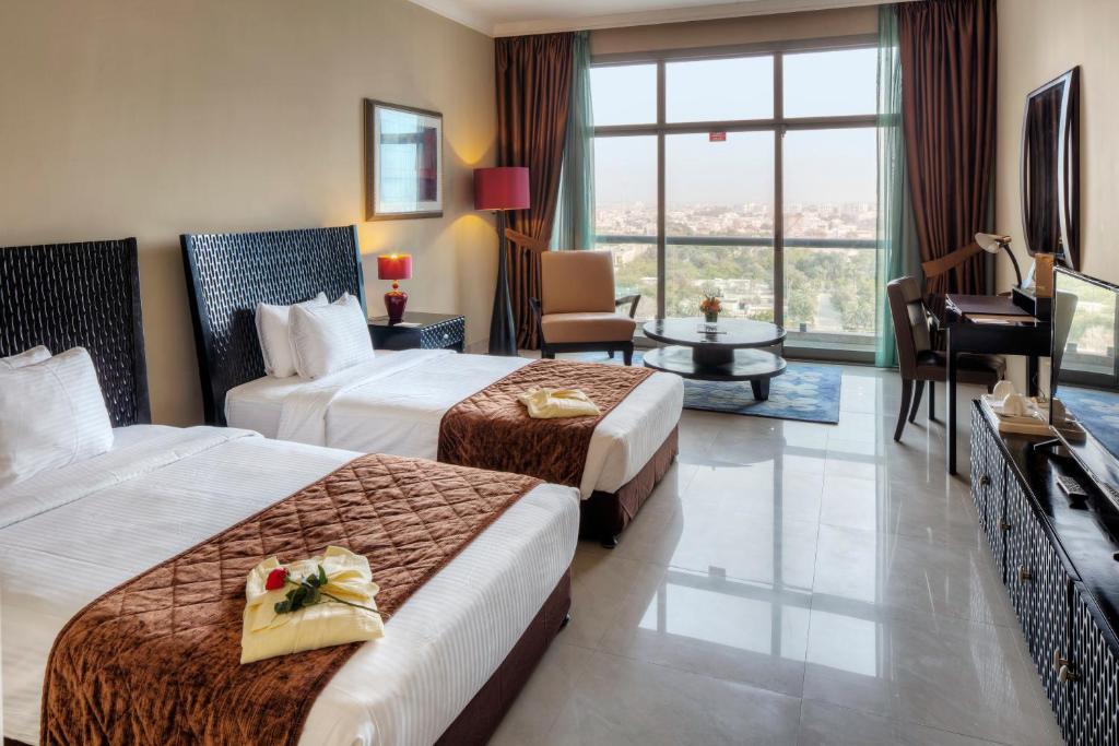 Oryx Hotel, Абу-Даби, ОАЭ