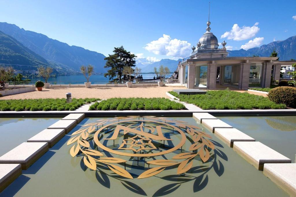 Les Résidences du National de Montreux, Монтрё