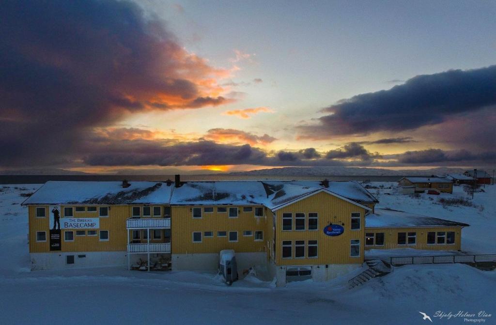 Vadsø Fjordhotell, Хоннингсвог, Норвегия