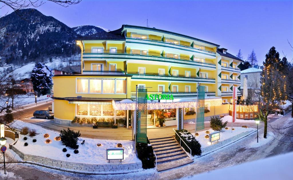 Hotel Astoria Garden - Thermenhotels Gastein, Бад-Хофгаштайн, Австрия