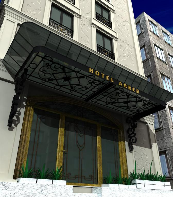 Arber Hotel, Тирана, Албания