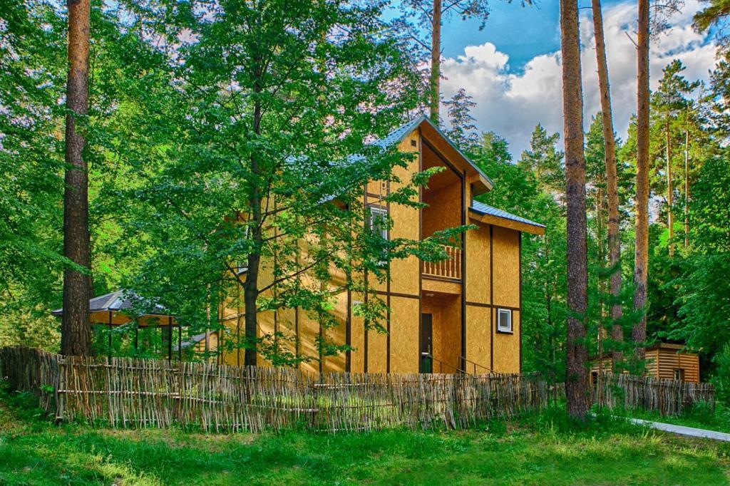 База отдыха Остров, Первоуральск