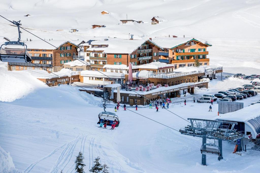 Ski- und Wanderhotel Jägeralpe, Варт, Австрия