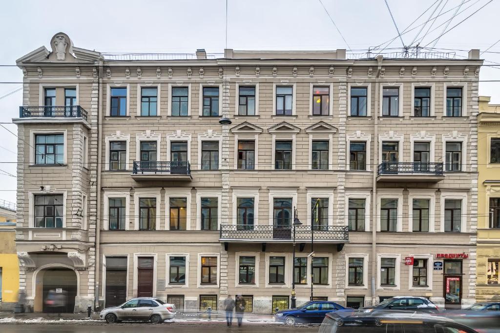 Апарт-отель Литейный, Санкт-Петербург