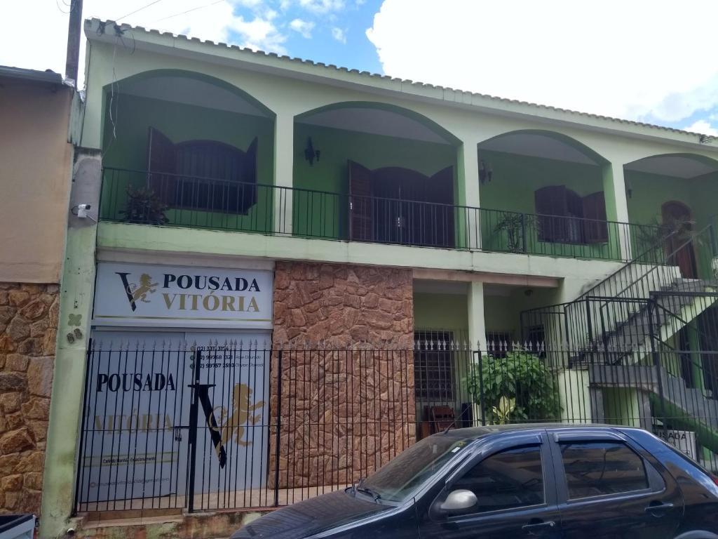 Апарт-отель Pousada Vitória, Апаресида
