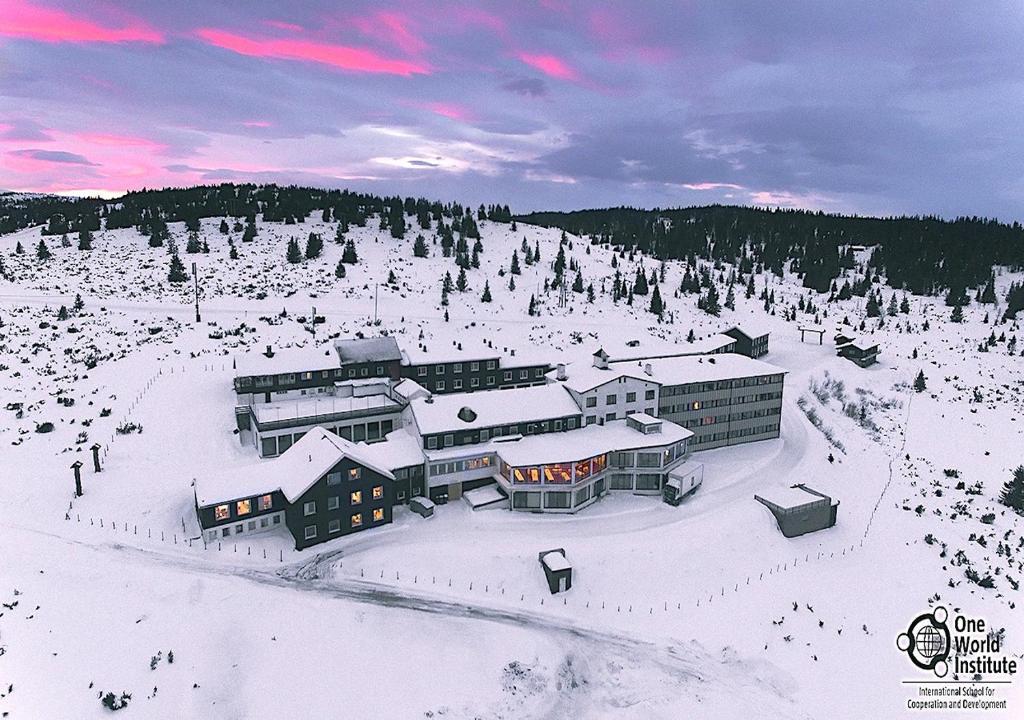 Hornsjø Høyfjellshotel, Эйер, Норвегия