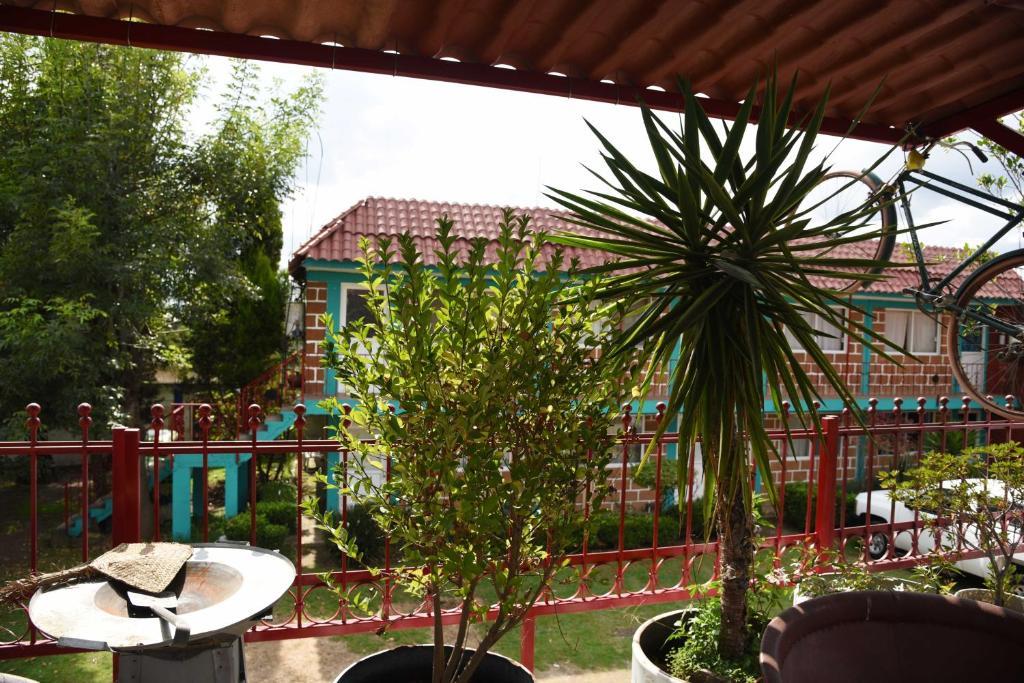 Апарт-отель Apartahotel Las Fumarolas de Don Goyo Cholula, Чолула