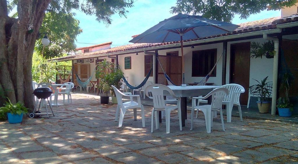 Гостевой дом Sossego Guest House, Армасан-дус-Бузиус