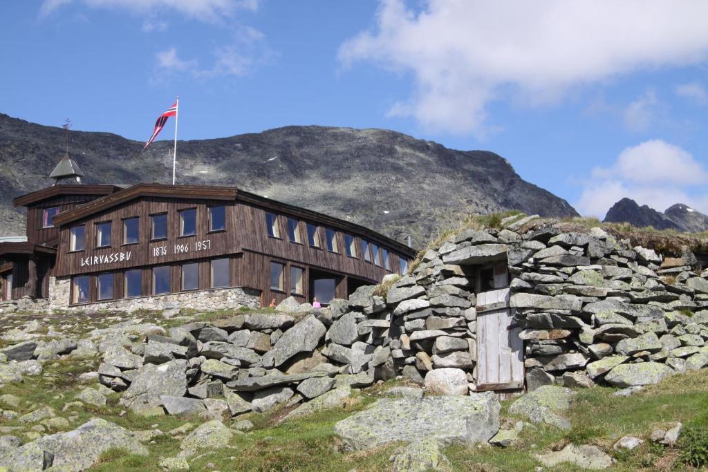 Leirvassbu Fjellstue, Бовердален, Норвегия