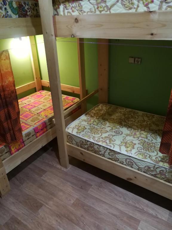 Номер (Односпальная кровать в общем номере)