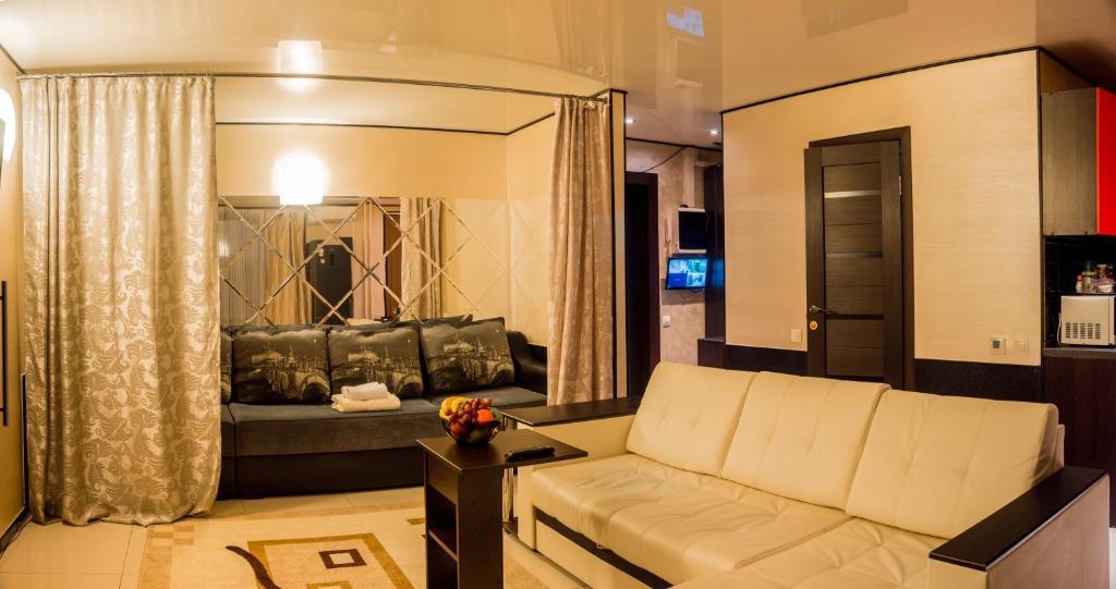 Apartment on Simonovskiy 11