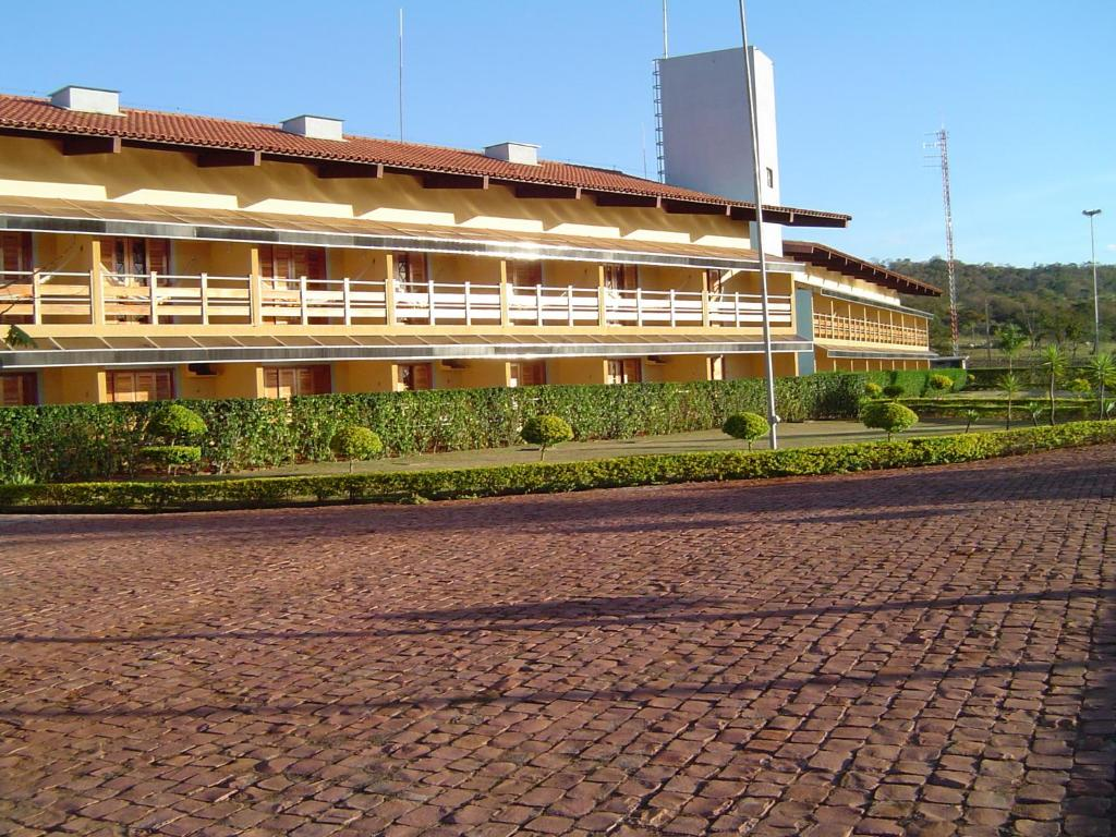 Отель Hotel Thermas Bonsucesso, Жатаи