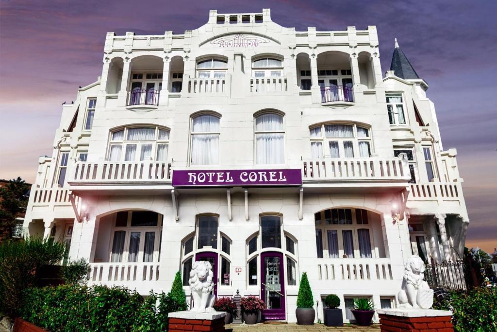 Hotel Corel, Схевенинген, Нидерланды