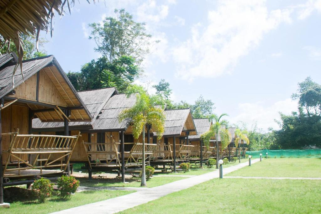 Ao Nang Bamboo Resort, Краби, Таиланд