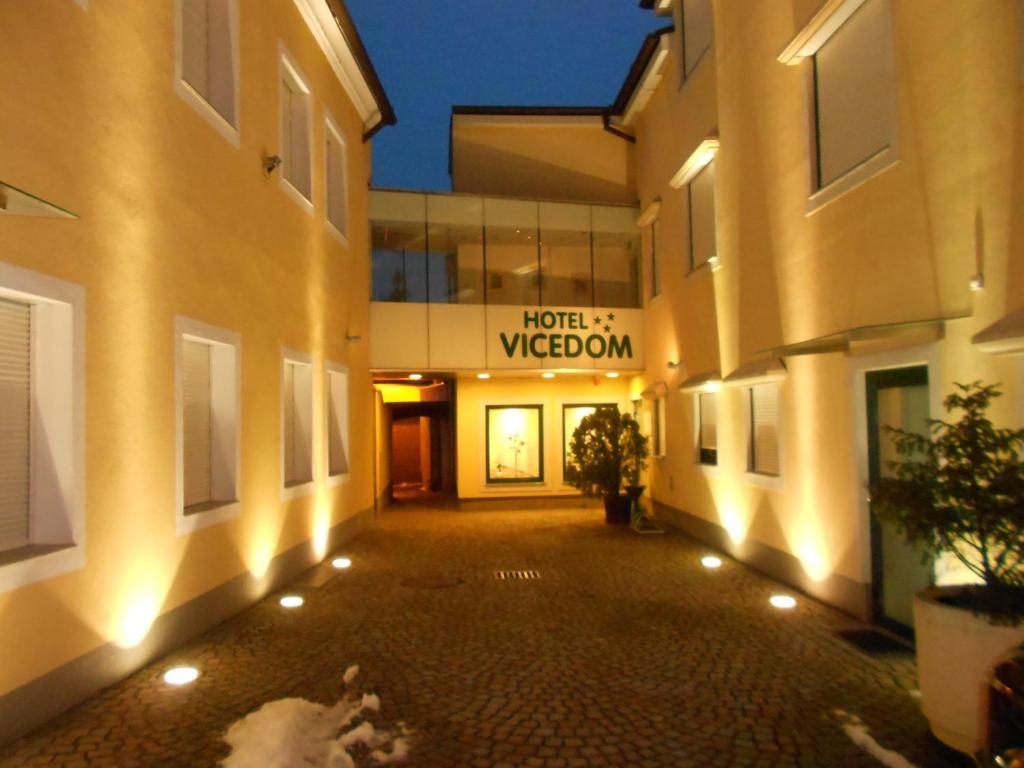 Hotel Vicedom, Айзенштадт, Австрия