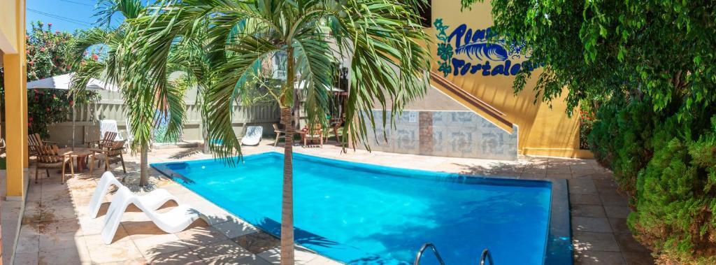 Гостевой дом Pousada Fortaleza, Каноа-Кебрада