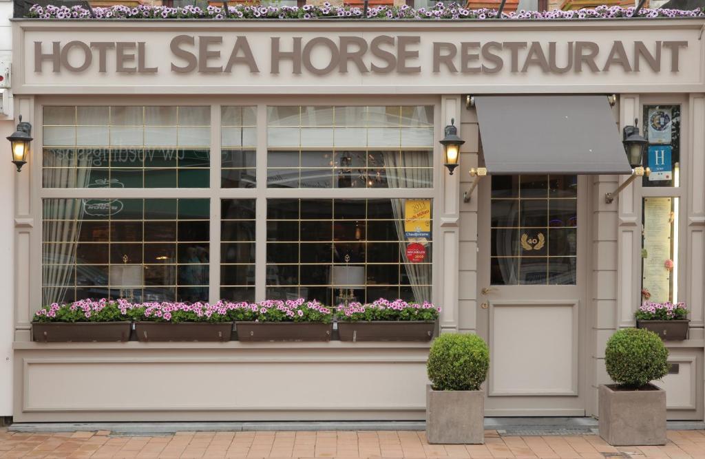 Hotel - Restaurant Sea Horse, Коксейде-Бад, Бельгия