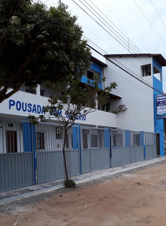 Гостевой дом Pousada Dom Silverio, Гуарапари