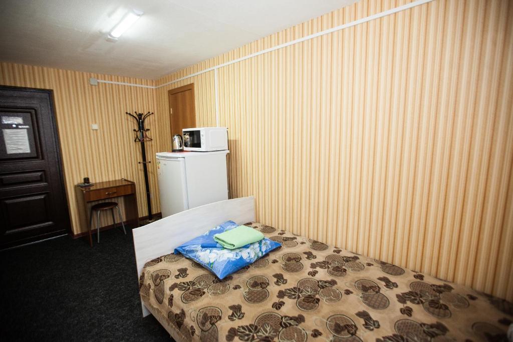 Одноместный (Одноместный номер эконом-класса) гостиницы Турист