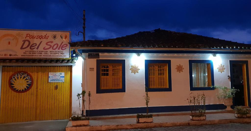 Pousada del Sole, Ангра-дус-Рейс, Бразилия