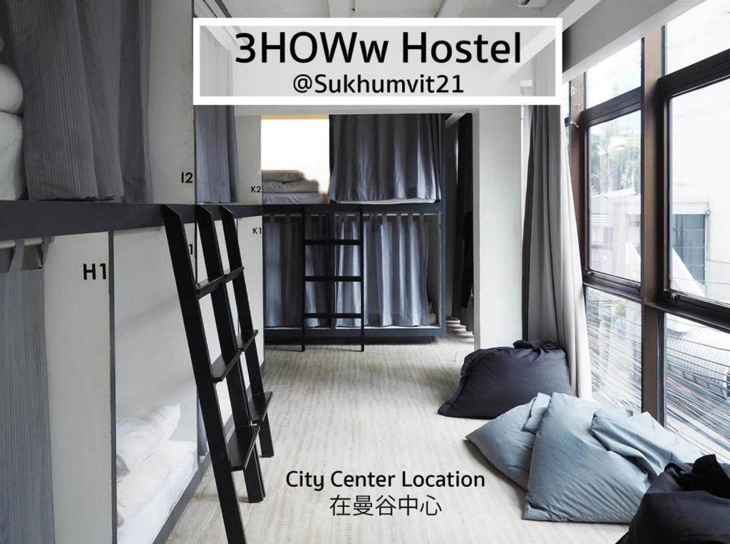 3Howw Hostel @ Sukhumvit 21