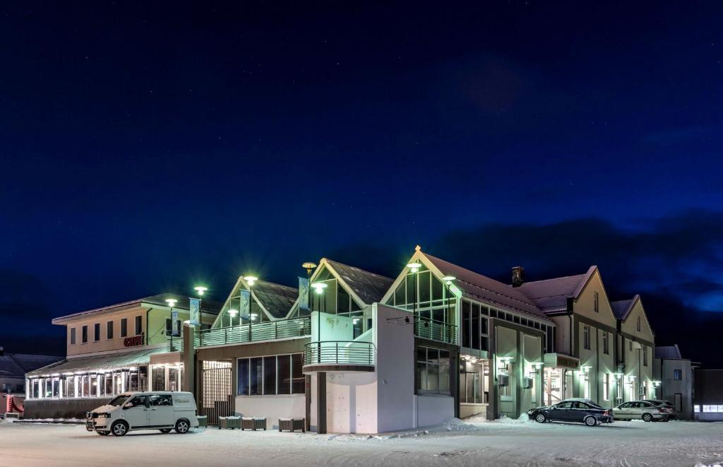Melbu Hotel, Мельбу, Норвегия