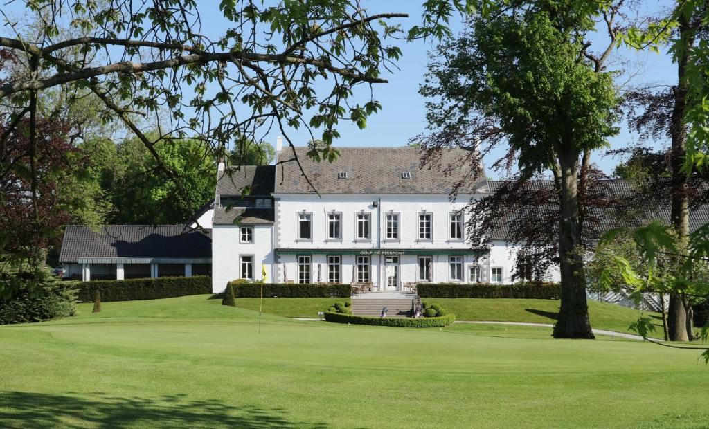 Hotel Golf de Pierpont, Шарлеруа, Бельгия