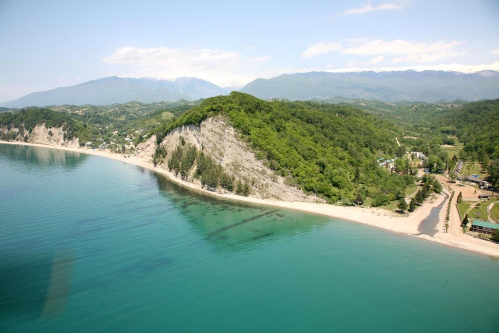 Отель Золотая бухта, Пицунда, Абхазия