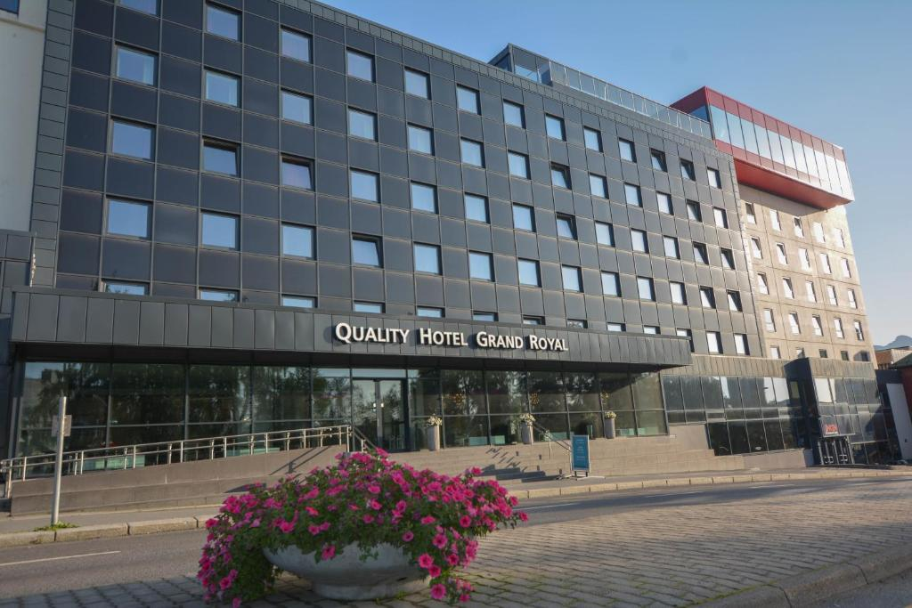 Quality Hotel Grand Royal, Нарвик, Норвегия