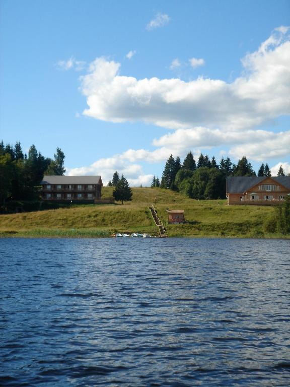 Курортный отель Вершина Селигера, Шалабаево