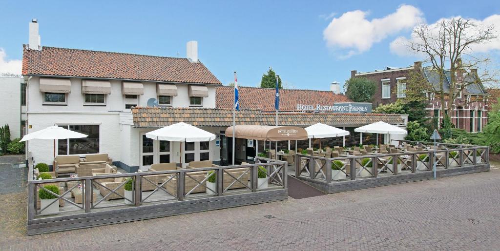 Fletcher Hotel Restaurant Prinsen, Эйндховен, Нидерланды