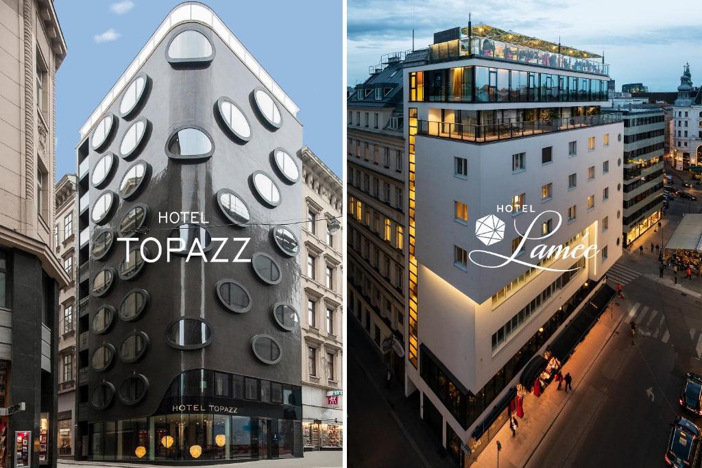 Hotel Topazz, Вена, Австрия
