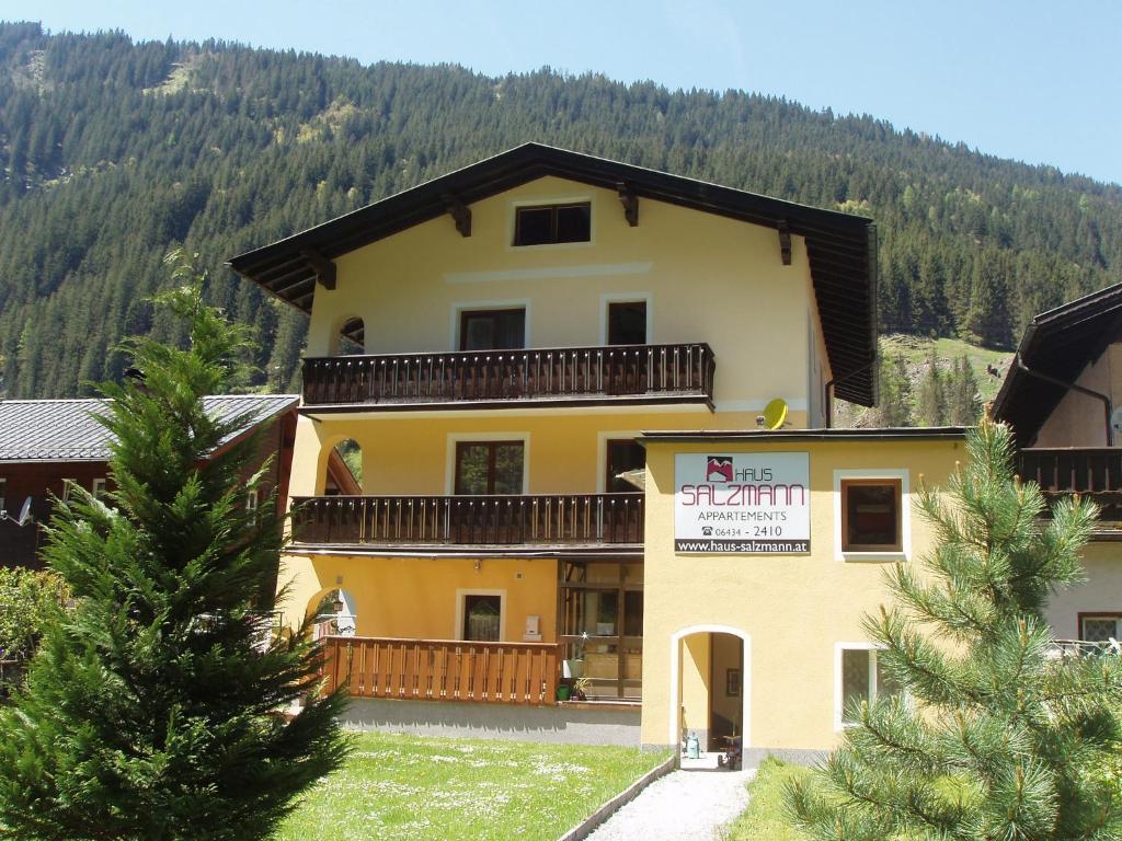 Haus Salzmann, Бад-Гастайн, Австрия