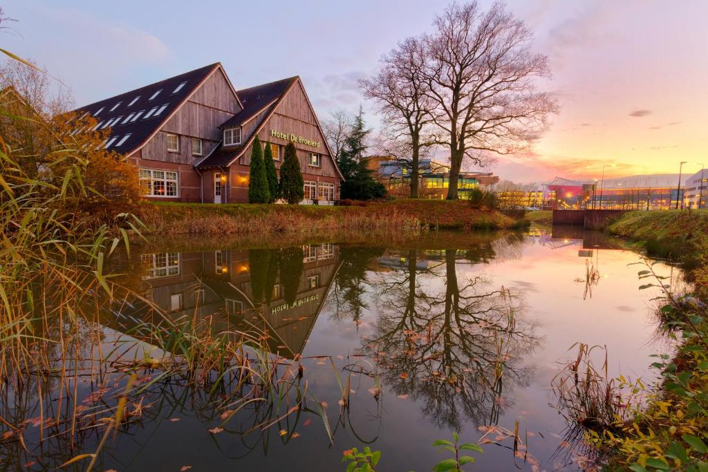Hampshire Hotel – De Broeierd Enschede, Энсхеде, Нидерланды