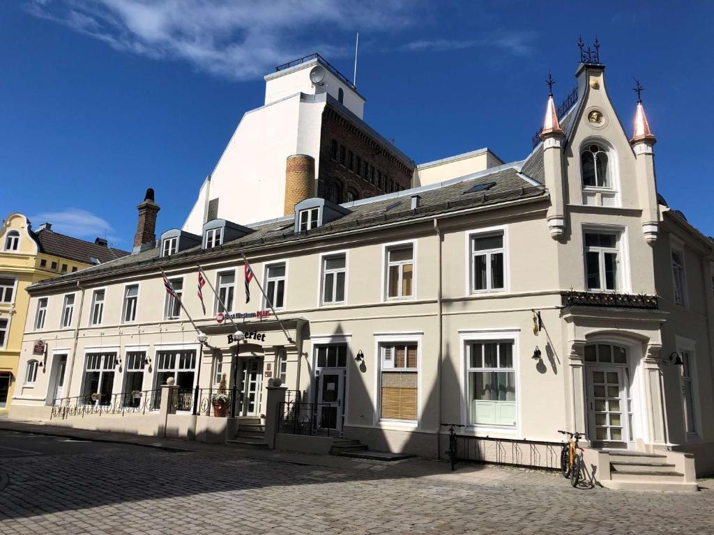 Clarion Collection Hotel Bakeriet, Тронхейм, Норвегия