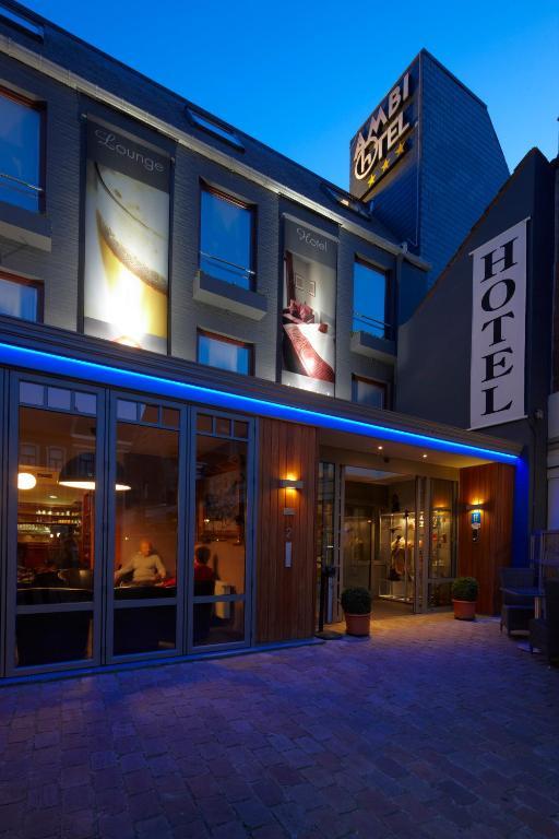 Hotel Ambiotel, Тонгерен, Бельгия