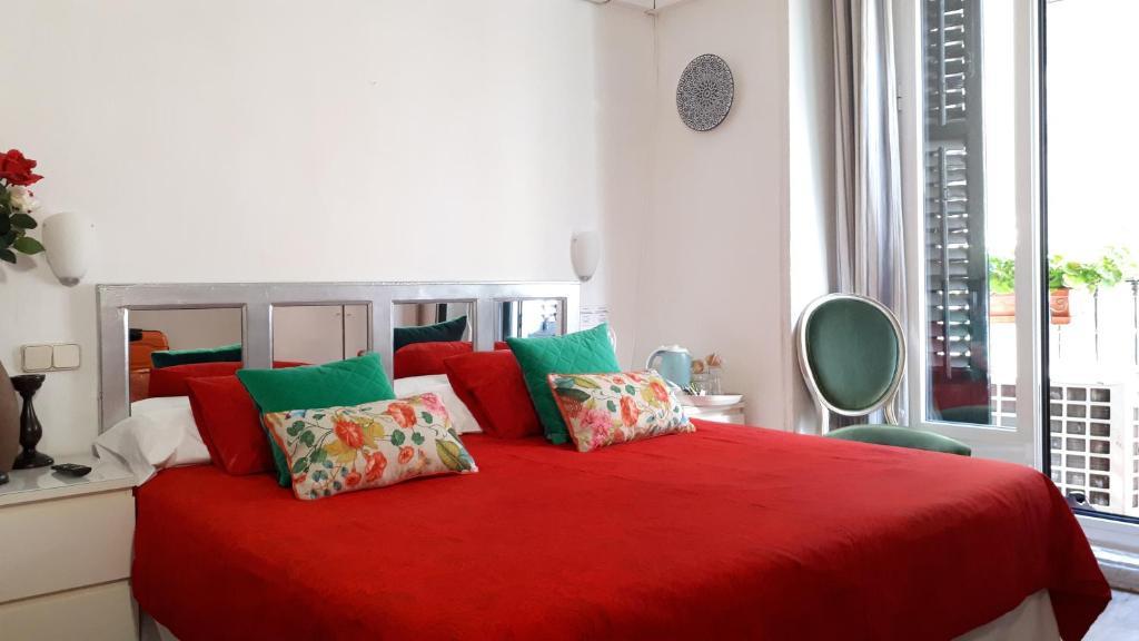 Hostal Casa Chueca, Мадрид