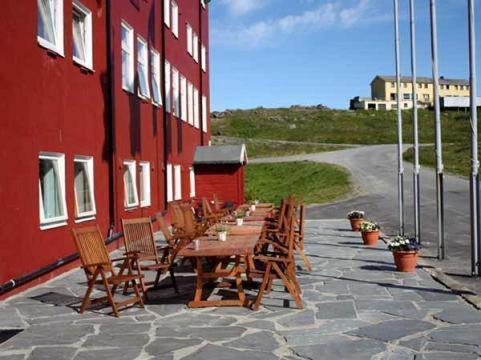 Nordkapp Vandrerhjem Hostel, Хоннингсвог, Норвегия