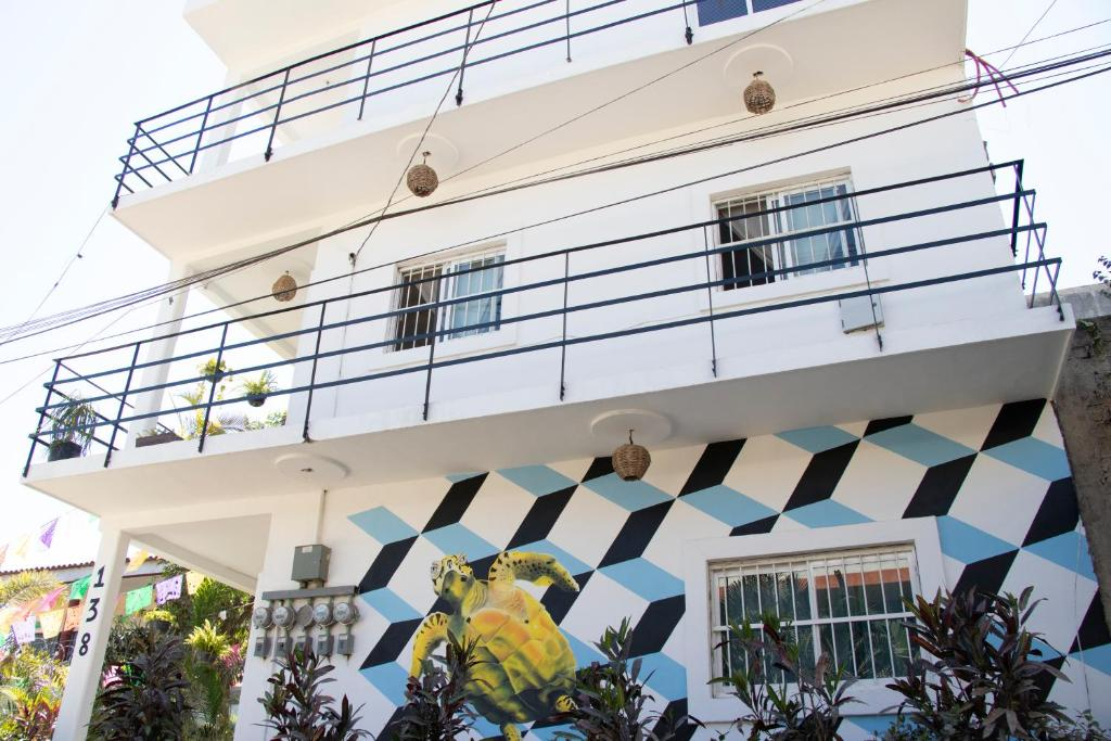 Отель Sayulita Kart Inn, Саюлита