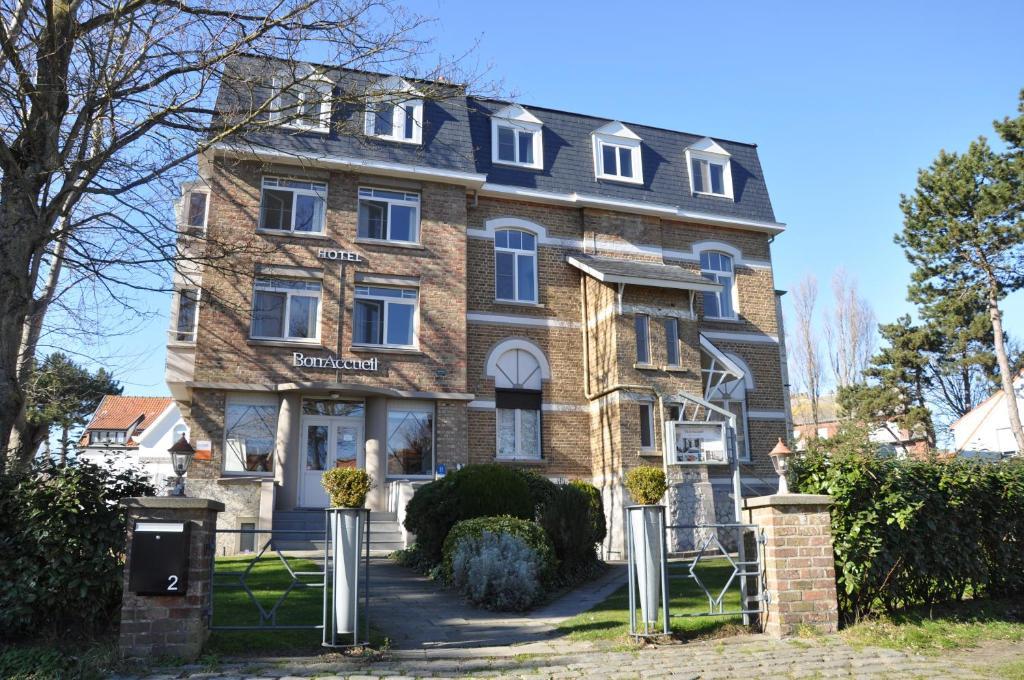 Bon Accueil, Де-Хаан, Бельгия