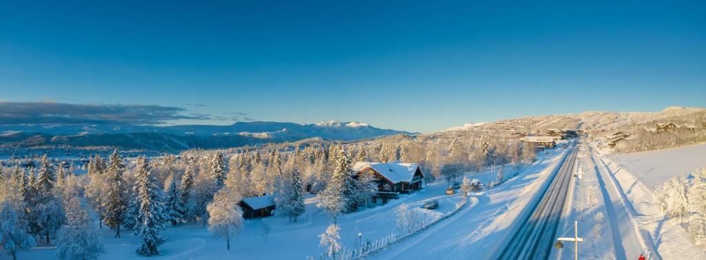 Knuts Hyttegrend, Бейтостолен, Норвегия