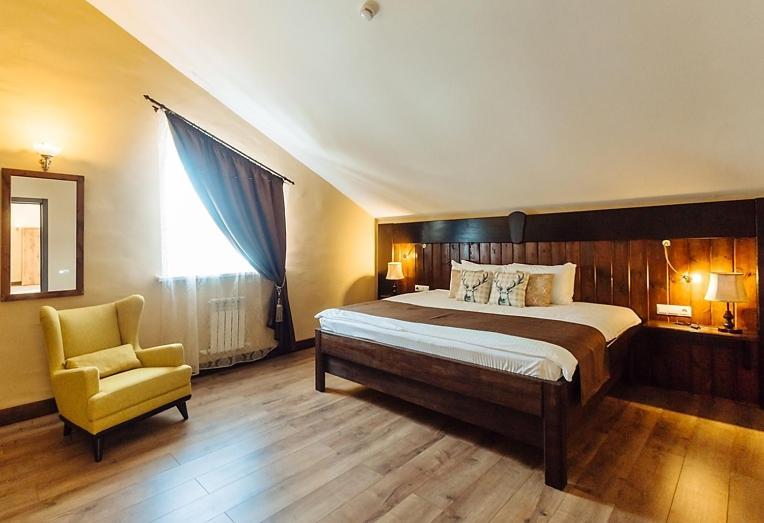 Сьюит (Улучшенный люкс) отеля Sunrise
