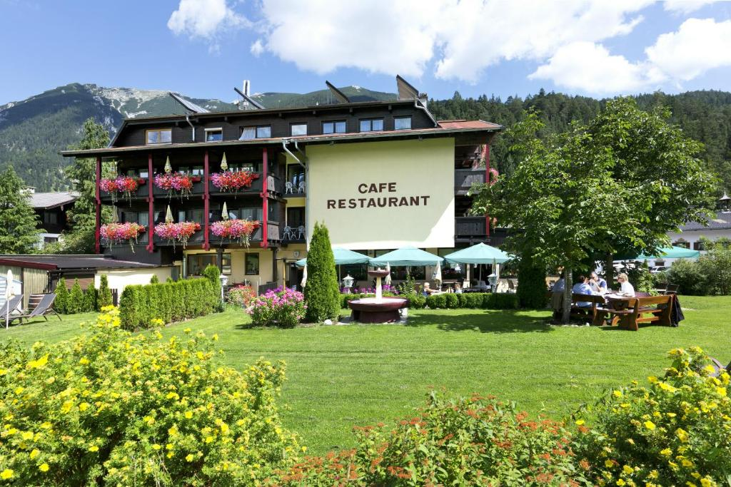 Kulinarik Hotel Alpin, Ахенкирх, Австрия