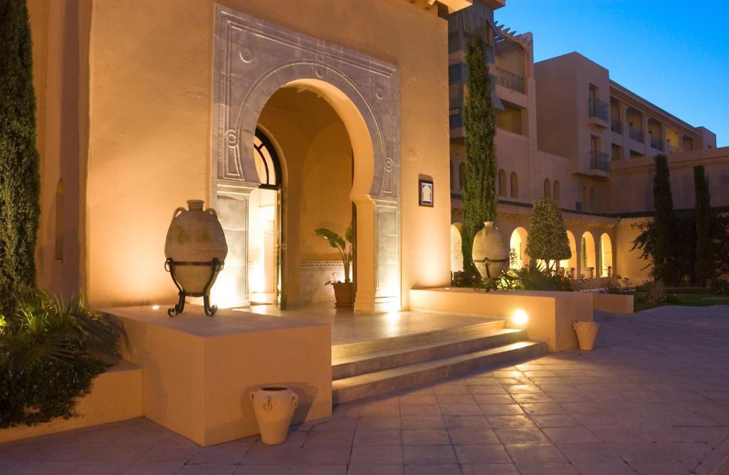 Отель Alhambra Thalasso - Warwick Hotels, Хаммамет