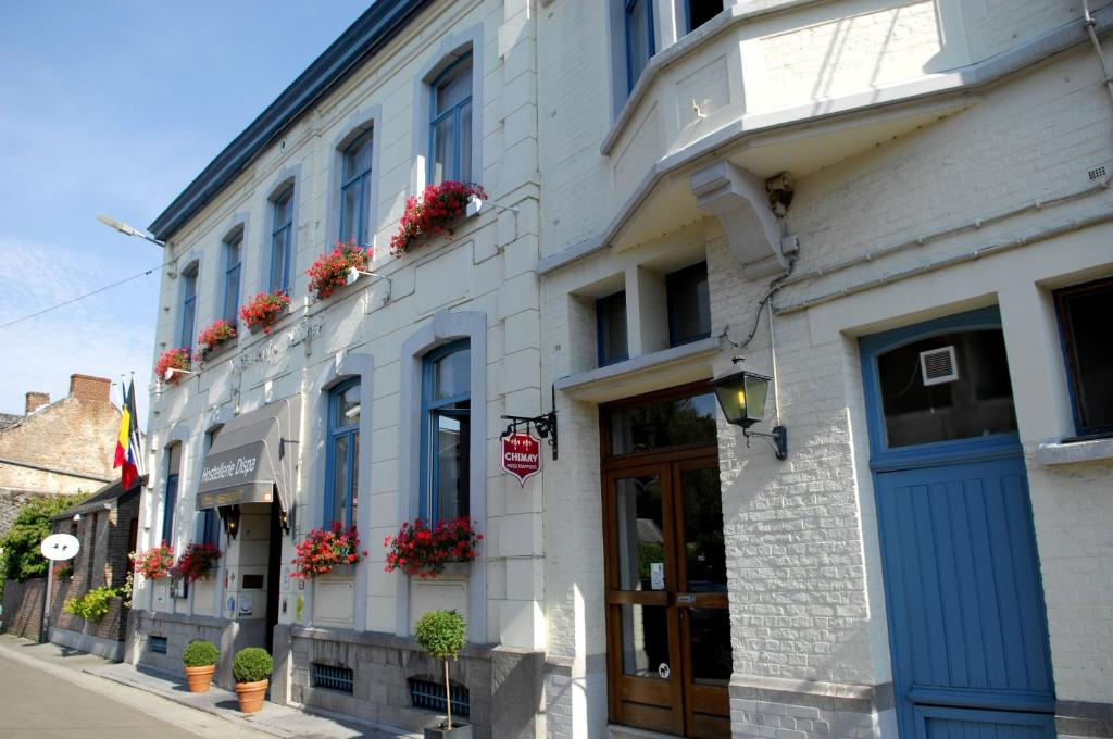 Hostellerie Dispa, Шарлеруа, Бельгия