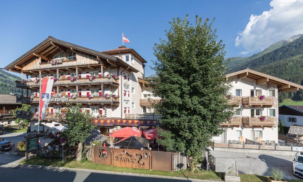 Hotel Steiger, Вальд, Австрия