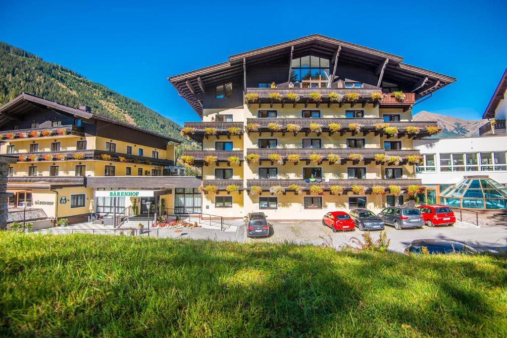 Hotel Bärenhof, Бад-Гастайн, Австрия